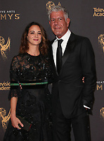 08 June  2018 -  Anthony Bourdain, the TV celebrity and food writer who hosted CNN's &quot; Parts Unknown,&quot; was found dead in his hotel room. File Photo: 09 September 2017 - Los Angeles, California - Anthony Bourdain, Asia Argento. 2017 Creative Arts Emmy Awards - Day 1 held at Microsoft Theater. <br /> CAP/ADM<br /> &copy;ADM/Capital Pictures