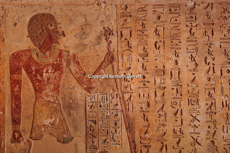 Zahi Hawass Secret Egypt Travel Guide; Egypt; archaeology; El Kab, tomb of noble, tomb of Ahmose, admiral, head of king's sailors, New Kingdom, Thutmosis I, Amenhotep I, Ahmosis, expulsion of Hyksos