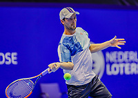 Rotterdam, Netherlands, December 13, 2017, Topsportcentrum, Ned. Loterij NK Tennis,  Boy Westerhof (NED)<br /> Photo: Tennisimages/Henk Koster