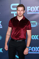 NEW YORK, NY - MAY 13: Oliver Stark at the FOX 2019 Upfront at Wollman Rink in Central Park, New York City on May 13, 2019. <br /> CAP/MPI99<br /> ©MPI99/Capital Pictures