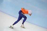 SPEEDSKATING: SOCHI: Adler Arena, 20-03-2013, Training, Kjeld Nuis (NED), © Martin de Jong