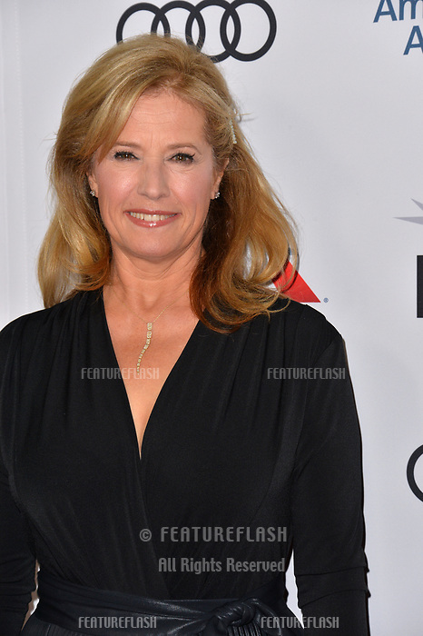 LOS ANGELES, CA. November 10, 2018: Nancy Travis at the AFI Fest 2018 world premiere of &quot;The Kominsky Method&quot; at the TCL Chinese Theatre.<br /> Picture: Paul Smith/Featureflash