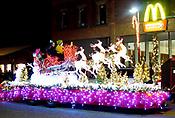 Gentry Christmas Parade - 2017
