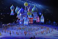 OLYMPICS: SOCHI: Fisht Stadium Sochi, 07-02-2014, Openingsceremonie, ©foto Martin de Jong