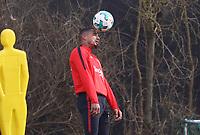 Kevin-Prince Boateng (Eintracht Frankfurt) - 06.03.2018: Eintracht Frankfurt Training, Commerzbank Arena