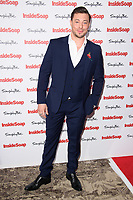 Duncan James at the Inside Soap Awards 2017 held at the Hippodrome, Leicester Square, London, UK. <br /> 06 November  2017<br /> Picture: Steve Vas/Featureflash/SilverHub 0208 004 5359 sales@silverhubmedia.com