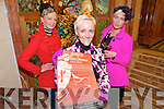 Pictured at the launch of the Designer Fashion Showcase event in the Plaza hotel, Killarney on Thursday were Norma O'Donoghue, Jill Hannon and Aine O'Doherty.
