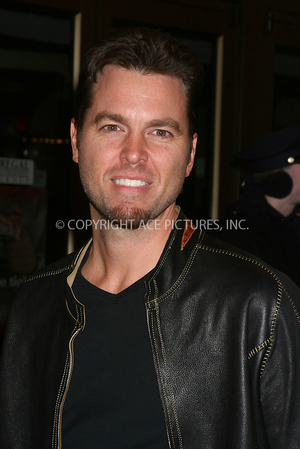 WWW.ACEPIXS.COM ** ** ** ....February 15, 2007, New York City. ....Director Mark Steven Johnson attends the 'Ghost Rider' Premiere. ....Please byline: John Ward -- ACEPIXS.COM.... *** ***  ..Ace Pictures, Inc:  ..Philip Vaughan (212) 243-8787 or (646) 769 0430..e-mail: info@acepixs.com..web: http://www.acepixs.com