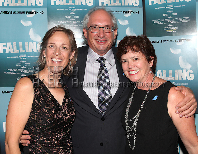 Lori Adams attending the Off-Broadway Opening Night Performance After Party for 'Falling' at Knickerbocker Bar & Grill on October 15, 2012 in New York City.