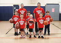 1st & 2nd Minonk Rec Basketball 2/6/17