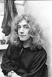 Led Zeppelin 1969 Robert Plant Lyceum........