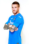 Getafe CF's Vitorino Antunes during the session of the official photos for the 2017/2018 season. September 19,2017. (ALTERPHOTOS/Acero)