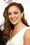 Laura Osnes attending the The 2013 American Theatre Wing's Annual Gala honoring Harold Prince at the Plaza Hotel in New York City on September 16, 2013