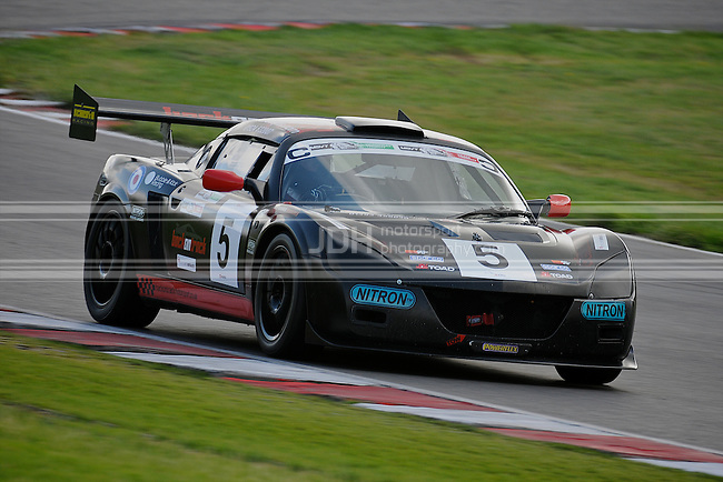 Mark Penny - Back On Track Motorsport Vauxhall VX220