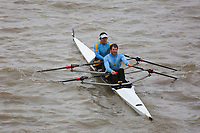 Crew: 7  CNN-YOUNG  Cambridge 99 Rowing Club  Op 2x Championship<br /> <br /> Pairs Head 2018<br /> <br /> To purchase this photo, or to see pricing information for Prints and Downloads, click the blue 'Add to Cart' button at the top-right of the page.