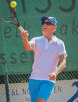 Etten-Leur, The Netherlands, August 27, 2017,  TC Etten, NVK, Jack Leonhart (NED) winner 80+ <br /> Photo: Tennisimages/Henk Koster