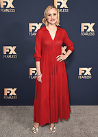 PASADENA, CA - JANUARY 9:  Alison Pill at the 2020 FX Networks TCA Winter Press Tour Star-Walk at the Langham Huntington on January 9, 2020 in Pasadena, California. (Photo by Scott Kirkland/FX Networks/PictureGroup)