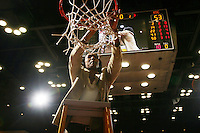 25 February 2007: Charmin Smith during Stanford's 56-53 win over USC at Maples Pavilion in Stanford, CA.