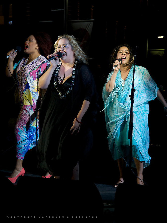 ART & ABOUT 2011, A 10th birthday party in Martin Place, Women of Soul