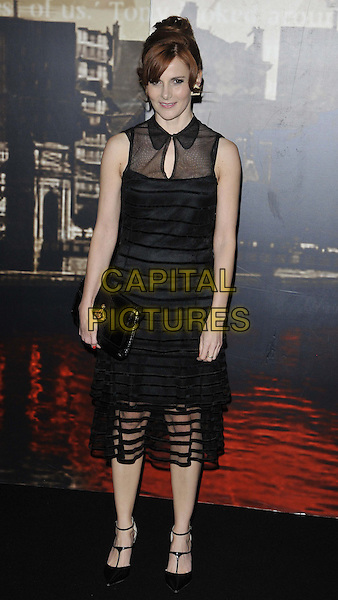 LONDON, ENGLAND - OCTOBER 24: Louise Brealey attends the Specsavers Crime Thriller Awards 2014, Grosvenor House Hotel, Park Lane, on Friday October 24, 2014 in London, England, UK. <br /> CAP/CAN<br /> &copy;Can Nguyen/Capital Pictures