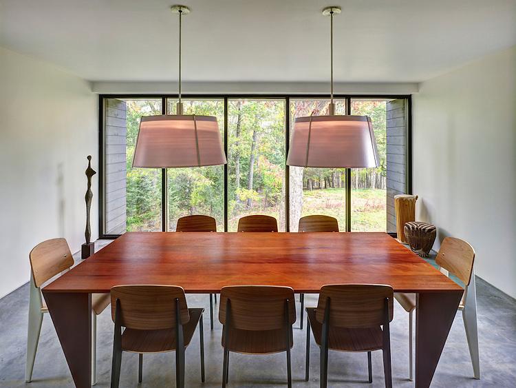 Waccabuc House Private Residence | Chan-li Lin & Denise Ferris