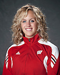 2010-11 UW Swimming and Diving Team - Kelsey Gergen. (Photo by David Stluka)
