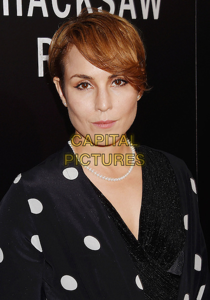 BEVERLY HILLS, CA - OCTOBER 24: Actress Noomi Rapace attends the screening of Summit Entertainment's 'Hacksaw Ridge' at Samuel Goldwyn Theater on October 24, 2016 in Beverly Hills, California.<br /> CAP/ROT/TM<br /> &copy;TM/ROT/Capital Pictures