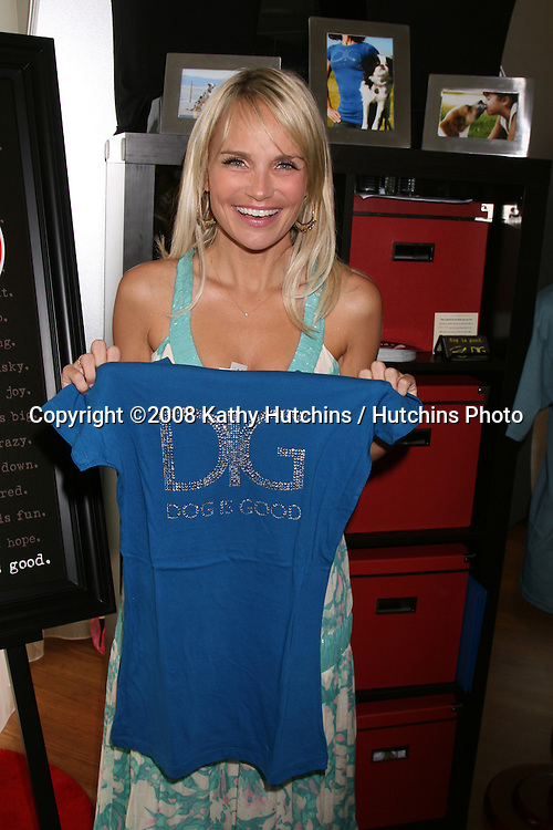 Kristin Chenoweth.at the GBK Emmy Gifting Suites at the Mondrian Hotel  in West Los Angeles, CA on.September 19, 2008.©2008 Kathy Hutchins / Hutchins Photo....
