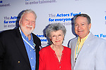 LOS ANGELES - APR 9: Ted Heyck, John Holly at The Actors Fund's Edwin Forrest Day Party and to commemorate Shakespeare's 453rd birthday at a private residence on April 9, 2017 in Los Angeles, California