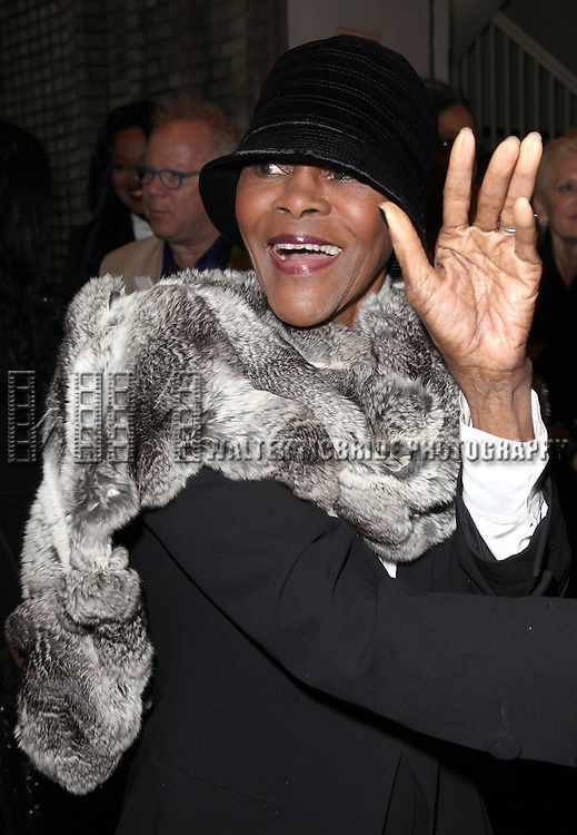 Cicely Tyson.attending the Broadway Opening Night Performance of 'A Streetcar Named Desire' at the Broadhurst Theatre on 4/22/2012 in New York City.