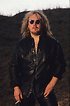 Portraits & live photographs of the band, Bonham.