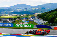 12th July 2020; Styria, Austria; FIA Formula One World Championship 2020, Grand Prix of Styria race day; FIA Formula One World Championship 2020, Grand Prix of Styria,  23 Alexander Albon THA, Aston Martin Red Bull Racing