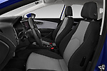 Front seat view of 2017 Seat Leon Style 5 Door Hatchback Front Seat  car photos