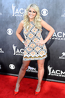 LAS VEGAS, NV, USA - APRIL 06: Jamie Lynn Spears at the 49th Annual Academy Of Country Music Awards held at the MGM Grand Garden Arena on April 6, 2014 in Las Vegas, Nevada, United States. (Photo by Celebrity Monitor)