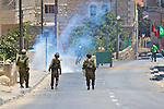WEST BANK 04/07/2010: Demonstration & Clash in Beit Jala