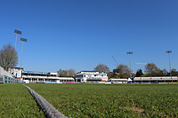 General view of the ground during Essex CCC vs Lancashire CCC, Specsavers County Championship Division 1 Cricket at The Cloudfm County Ground on 7th April 2017