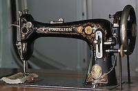 Millionste Nähmaschine der Adam Opel AG