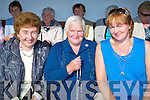 ROSARY: Saying the rosary Carmel Guiney (Ballybunion), Joan and Nora Nagle (Castlemaine) at the Ballyheigue Pattern Day at St Mary's Well Ballyheigue on Monday