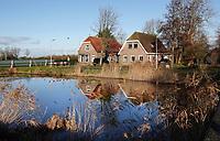 Nederland - Camperduin - 2019 . Huizen in Schoorldam.     Foto Berlinda van Dam / Hollandse Hoogte