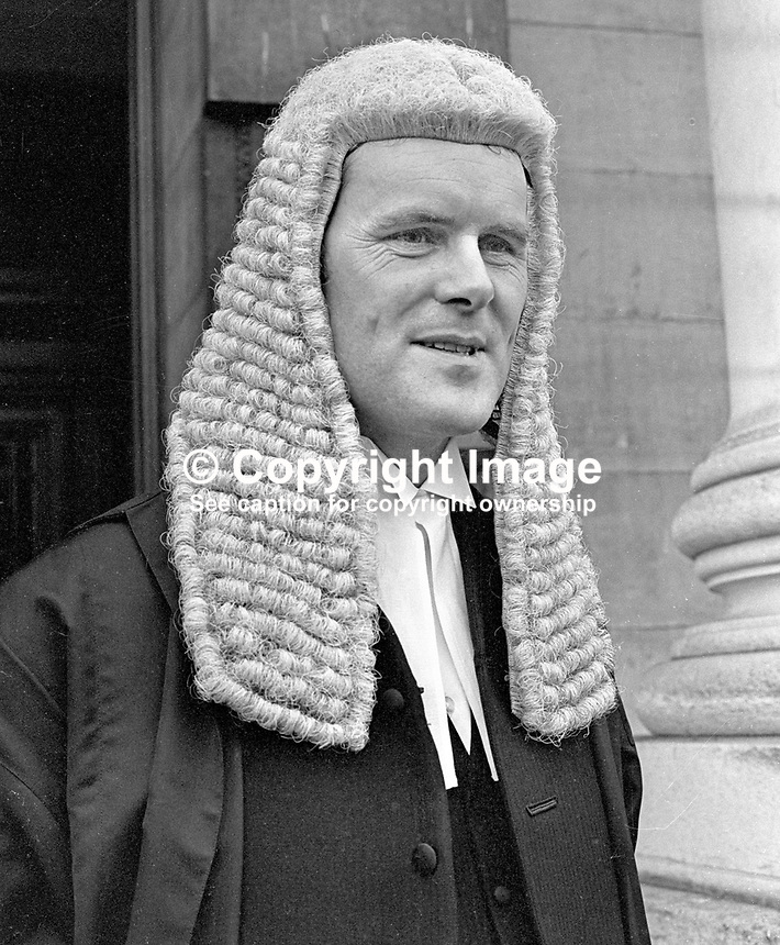 Mr Richard Ferguson, Barrister, Belfast, N Ireland, 197301000057.<br />