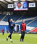 300309 Scotland training