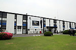 """May 31, 2017, Utsunomiya, Japan - This picture sow Japan's electronics giant Panasonic's Manufacturing Innovation Center which has assemble lines of Panasonic's new Organic Light Emitting Diode (OLED) television sets """"Viera"""" in Utsunomiya , 100km north of Tokyo on Wednesday, May 31, 2017. Panasonic will start to sell 55-inch and 65-inch sized 4K OLED TV series from next month.   (Photo by Yoshio Tsunoda/AFLO) LwX -ytd-"""