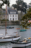 Europe/France/Bretagne/29/Finistère/Sainte-Marine: Le port
