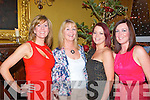 Tralee ladies out enjoying Women's Christmas in the Grand hotel, Tralee last Friday were l-r: Veronica O'Brien, Mary and Sonya Jones with Stacie O'Brien (home from Australia).