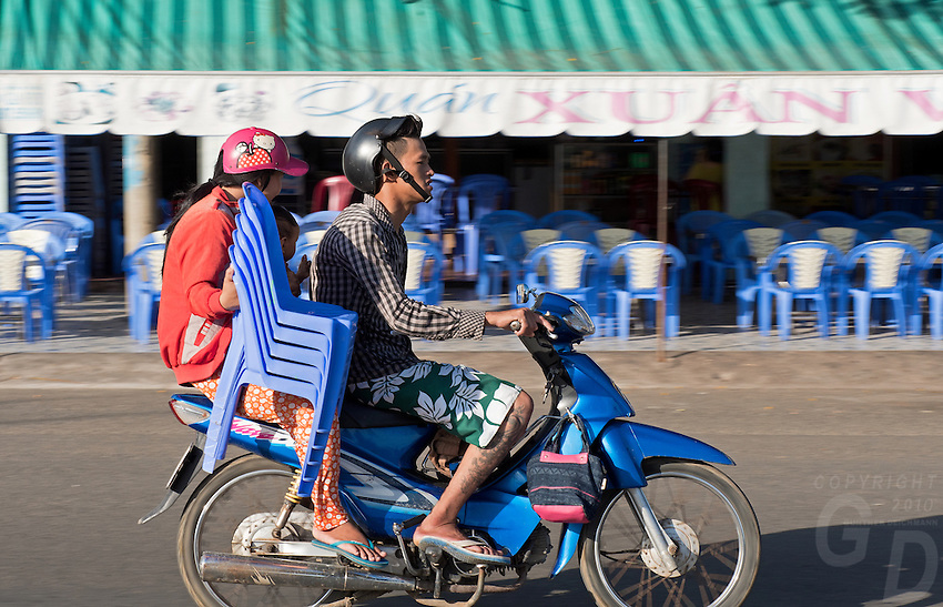 Phan Thiet City, Binh Thuan Province, Vietnam