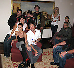 **EXCLUSIVE**.Sevier Crespo, Jacob Vargas,  Roselyn Sanchez, Eric Winter, Eva Longoria Parker and Tony Parker..The Rally for Kids with Cancer Scavenger Cup - Winners Gala..Private Mansion, Beverly Park..Beverly Hills, CA, USA.Saturday, May 02, 2009. .Photo By Celebrityvibe.com.To license this image please call (212) 410 5354; or Email: celebrityvibe@gmail.com ;.website: www.celebrityvibe.com