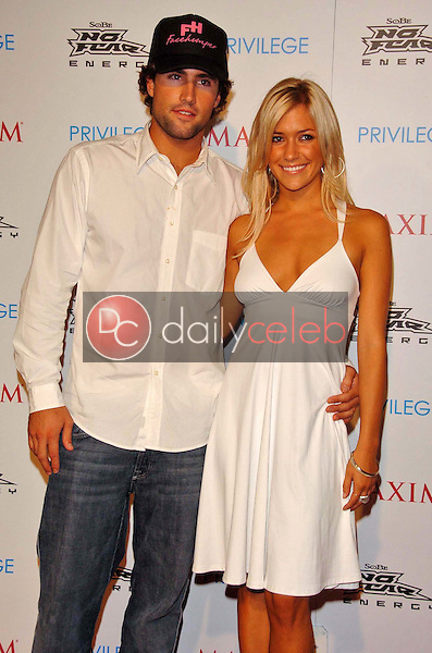 Brody Jenner and Kristin Cavallari<br />
