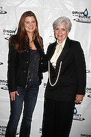 "LOS ANGELES - OCT 19:  Heather Tom, Lee Meriwether arrives at the Drop in the Bucket ""Cause on the Rocks"" Fundraiser at Viceroy Hotel on October 19, 2010 in Santa Monica, CA"