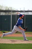 Sam Stafford - Texas Rangers 2016 spring training (Bill Mitchell)