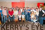 Christy's Bar 20th Birthday Bash: Current & past members of staff at Christy's Bar, Listowel at the annual birthday party at the Bar on Friday night last.